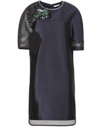 Fendi Embellished Dress - Lyst