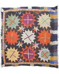 Figue Sundial Scarf - Multicolor