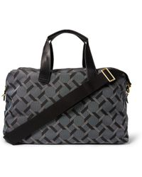Paul Smith Belvoir Tile-Print Canvas Holdall - Lyst