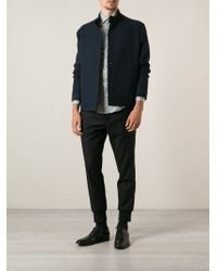 Etro Tweed Jacket - Lyst