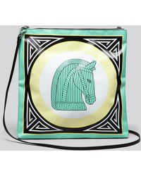 Jonathan Adler - Crossbody Oversized Square Convertible with Horse - Lyst