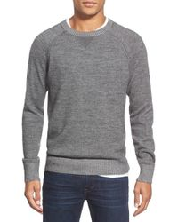 Apolis | Crewneck Alpaca & Cotton Sweater | Lyst