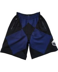 Studio_805 Intersect Baller Shorts blue - Lyst