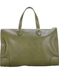 Valextra - Babila Travel Bag - Lyst