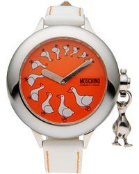 Boutique Moschino - Wrist Watch - Lyst