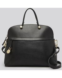 Furla Satchel Piper Large Dome - Lyst