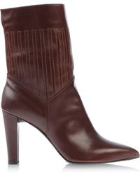 Stuart Weitzman Ankle Boots - Lyst