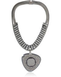 Ledaotto Shangai Necklace - Black