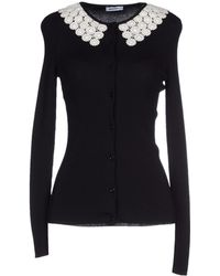 Moschino Cheap & Chic Cardigan black - Lyst