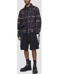 3.1 Phillip Lim Utility Cargo Shorts - Black