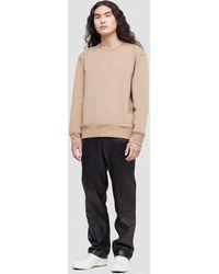 3.1 Phillip Lim The Everyday Crew Sweatshirt - Natural