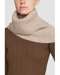 3.1 Phillip Lim Ribbed Knit Snood - Multicolor