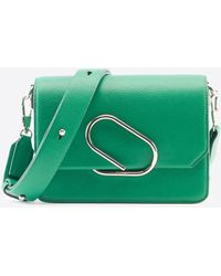 3.1 Phillip Lim Alix Mini Shoulder Bag - Green