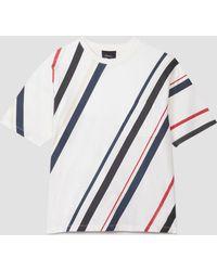 3.1 Phillip Lim Short Sleeve T-shirt - White