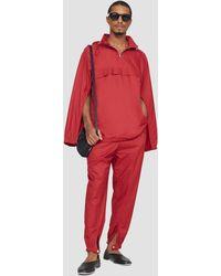 3.1 Phillip Lim Packable Anorak - Red