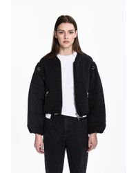 3.1 Phillip Lim - Quilted Bomber Jacket - Lyst