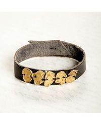 Botticelli's Niece - Repurposed Forme Bracelet - Lyst