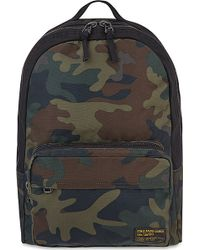 Pink Pony - Military Camouflage Backpack - Lyst
