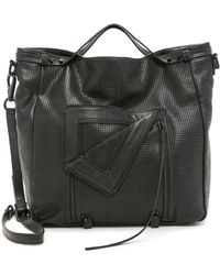 She + Lo Let It Rider Bag - Black