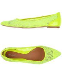 MAX&Co. - Ballet Flats - Lyst