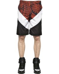 Givenchy Paisley Printed Swimming Shorts - Lyst