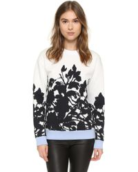Prabal Gurung - Long Sleeve Sweatshirt - Lyst