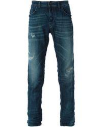 Diesel Black Gold Type 253 Jeans - Lyst