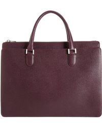 Valextra - Madison Working Bag - Lyst