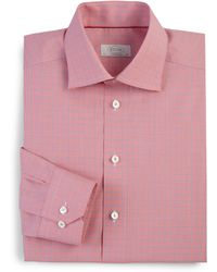 Eton of Sweden Contemporary-Fit Houndstooth Dress Shirt - Lyst
