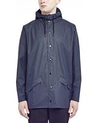 Rains Jacket - Lyst