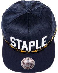 Staple The Franchise Mn Snapback Hat - Lyst