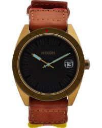 "Nixon Today Is A Gift"" Rover Ii Watch - Lyst"