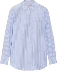 Equipment Morisson Striped Cotton Shirt - Lyst