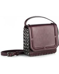 DANNIJO - Lypton Chain-Detail Crossbody Bag - Lyst