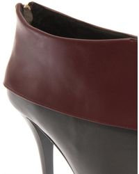 Lucy Choi - Yarmouth Leather Ankle Boots - Lyst