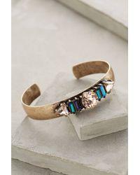 Anthropologie Gold Maree Bracelet - Lyst