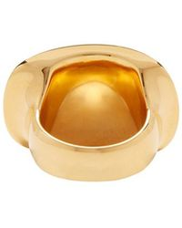 Maiyet - Bone Inlay Signature Sculpt Ring - Lyst