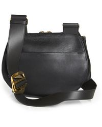 Chloé Drew Saddle Bag - Lyst