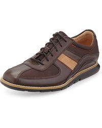 Cole Haan Grandsprint Contrast Oxford Sneaker - Lyst