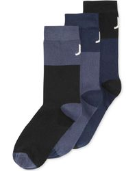 Wesc Nore Colorblocked Socks 3 Pack - Lyst