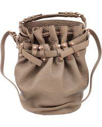 Alexander Wang Top Handle Shoulder Bag - Lyst