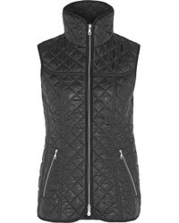 Musto Equestrian Synergy Quilted Shell Gilet - Lyst