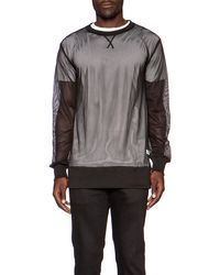 Stampd' Mesh Long Sleeve - Lyst