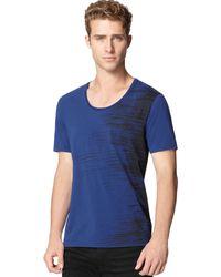 Calvin Klein Jeans Zebra T-shirt - Lyst