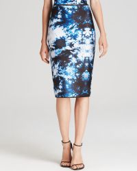 Cynthia Rowley Skirt Bloomingdales Exclusive Bonded Slim - Lyst