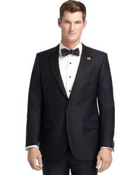 Brooks Brothers 1818 One-Button Fitzgerald Tuxedo blue - Lyst