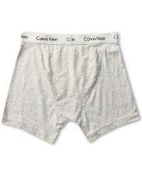 Calvin Klein Cotton Stretch Boxer Brief 2pack - Lyst