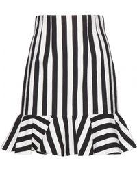 Dolce & Gabbana Cotton Skirt - Lyst