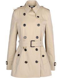 Burberry London Full-Length Jacket - Lyst