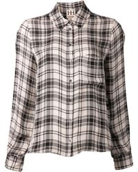 Haute Hippie To Jj with Love Blouse - Lyst